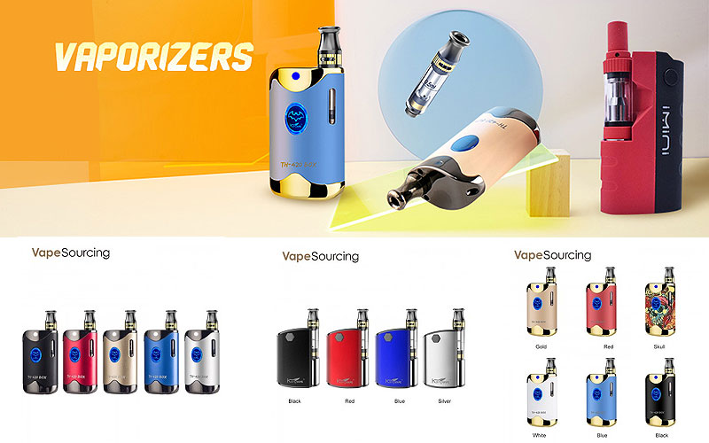 Up to 55% Off on Top Brand Vaporizers