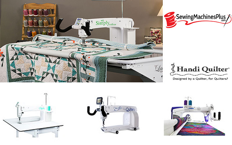 Up to 40% Off on Handi Quilter Long Arm Machines & Accessories