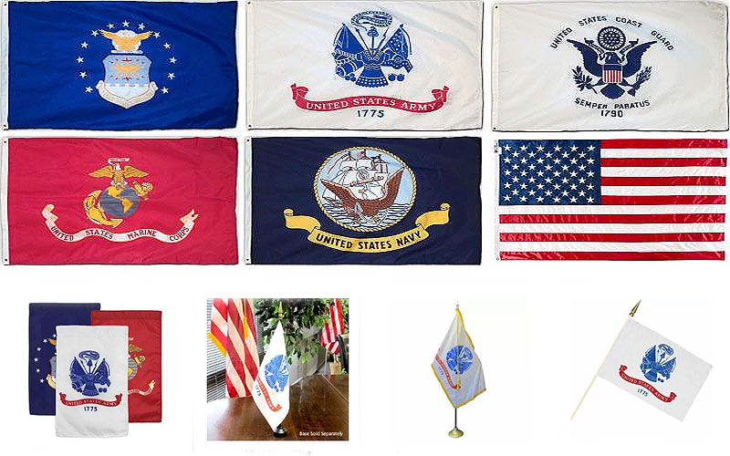 Best Army Flags As Low As $4.25