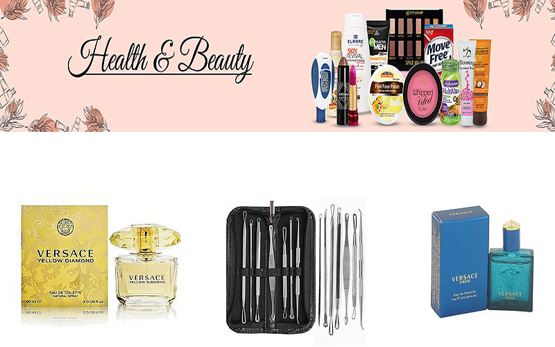 Up to 75% Off on Health & Beauty Products