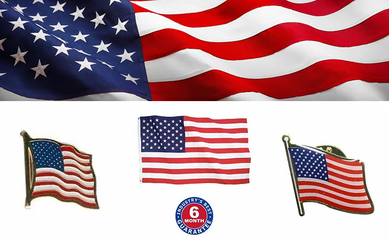 Shop Online US Flags on Sale Prices