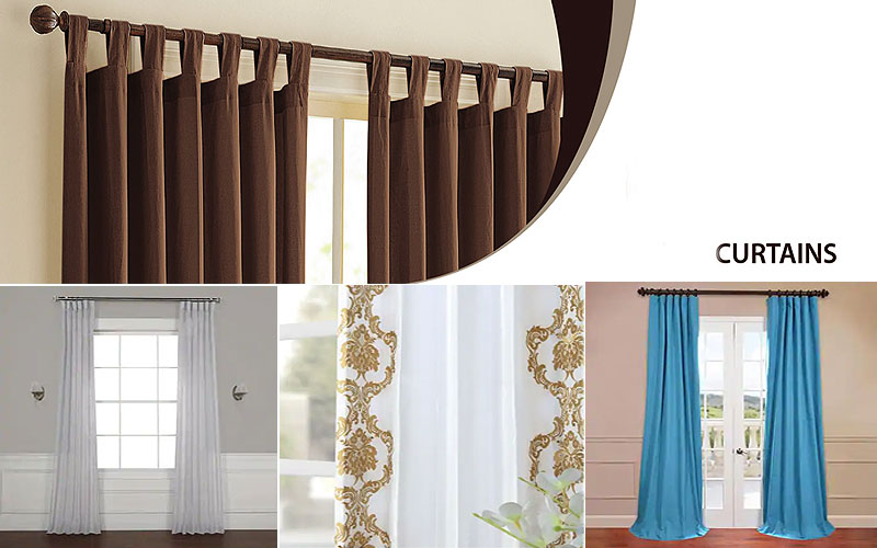 Labor Day 2020: Up to 40% Off on Your Favorite Curtains