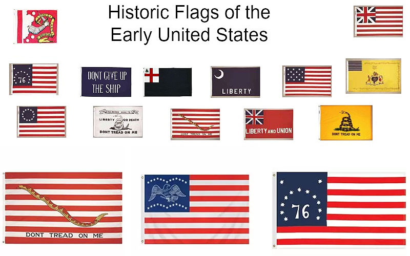 Shop Online Historical Flags on Sale Prices
