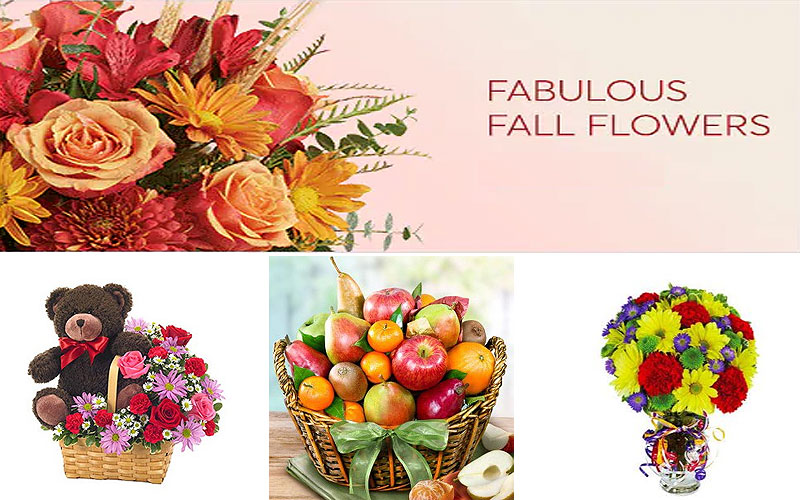 Shop Online Bouquets & Gifts on Sale Prices