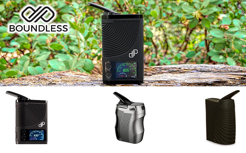 Shop Boundless Vaporizers & Accessories on Sale Price