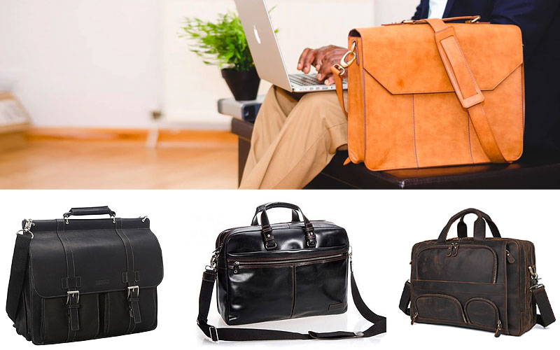 Up to 70% Off on Designer Attaches & Briefcases