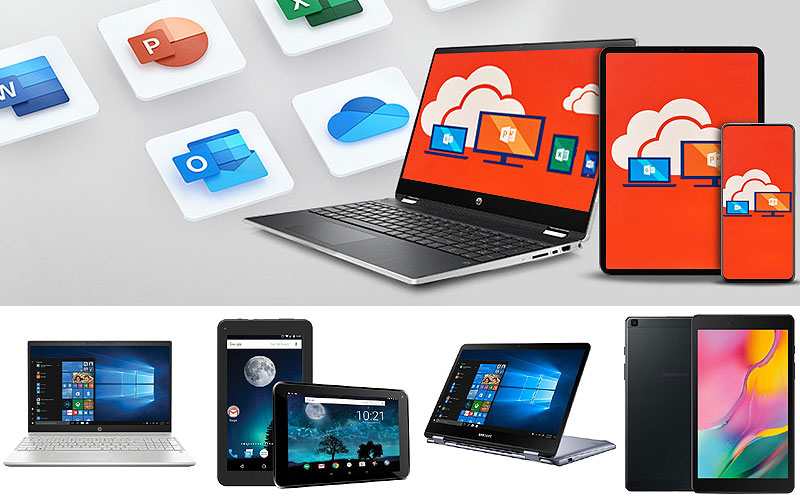 Up to 20% Off on Top Brand Laptops & Tablets