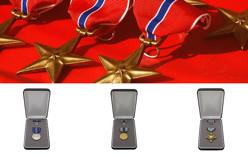 Shop Military Medal Sets at Discount Prices
