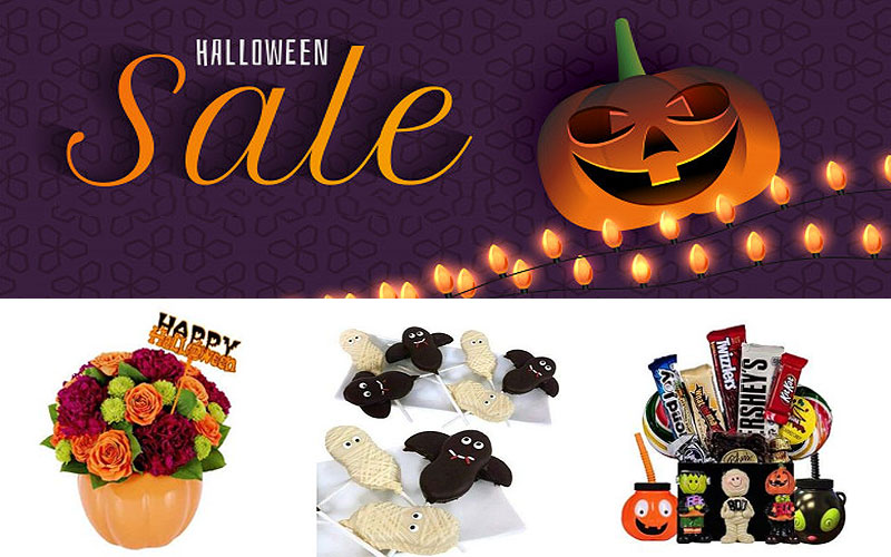 Halloween Sale: 10% Off on Best Halloween Gifts