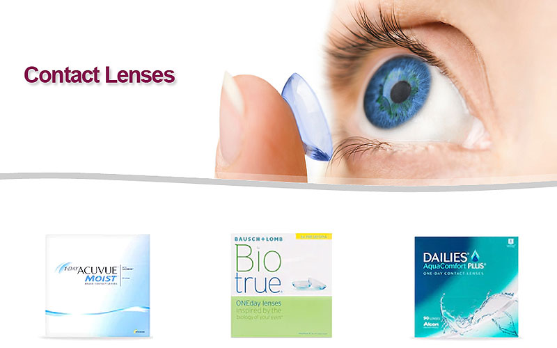 Fall Season Sale: Up to 25% Off on Top Brands Contact Lenses