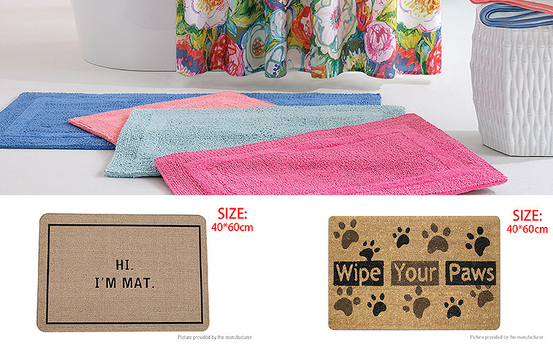Shop Bathroom Rugs Online on Sale Prices
