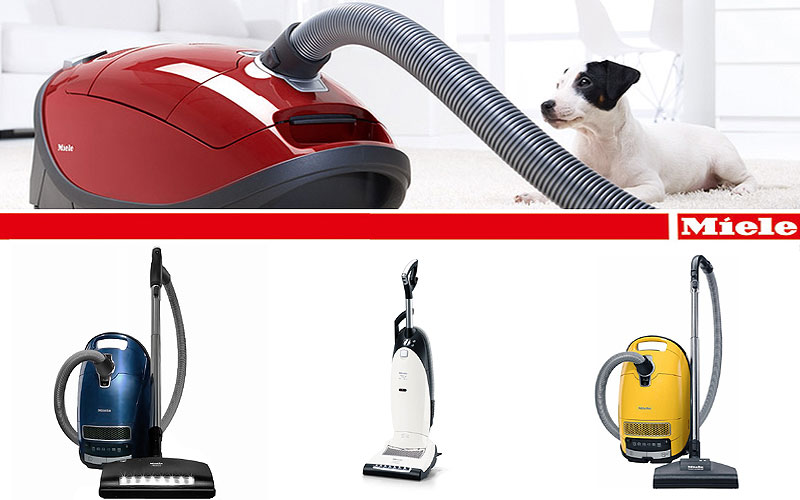 Up to 15% Off on Miele Vacuum Cleaners