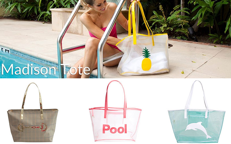 Madison Tote Handbags Online on Sale Prices