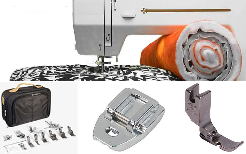 Up to 65% Off on Sewing Machine Zipper Cording Feet