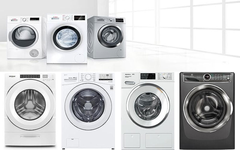 Up to 15% Off on Top Brand Washing Machines