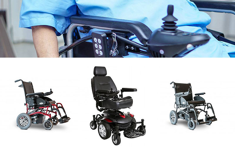 Shop Electric Power Wheelchairs on Sale Prices