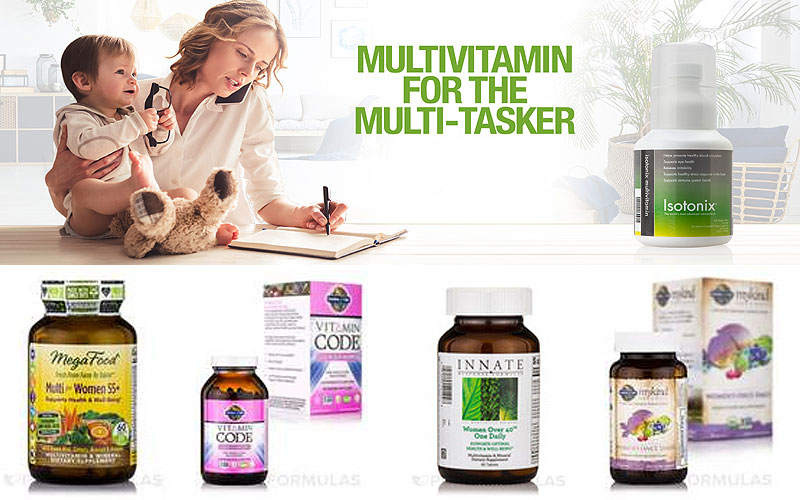 Up to 45% Off on Women's Multivitamins Online