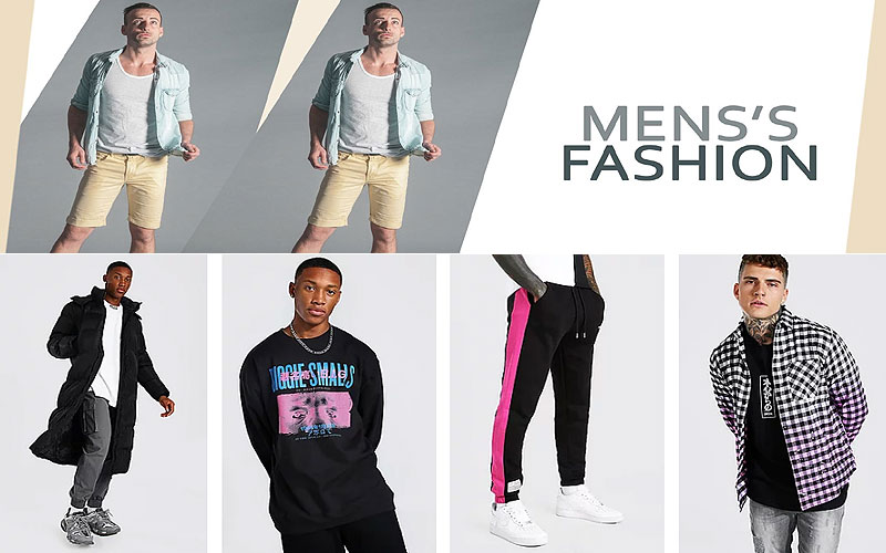 Black Friday Sale: Up to 85% Off on Men's Fashion Clothing