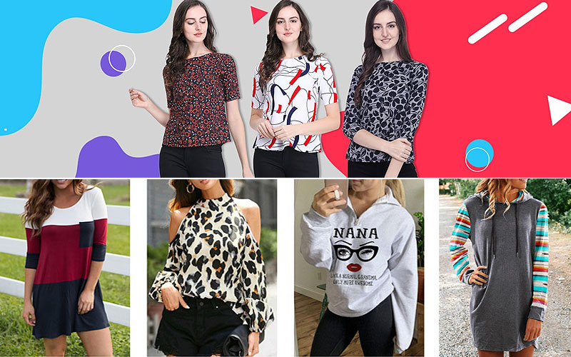 Cyber Monday 2020: Up to 70% Off on Trendy Women's Apparel