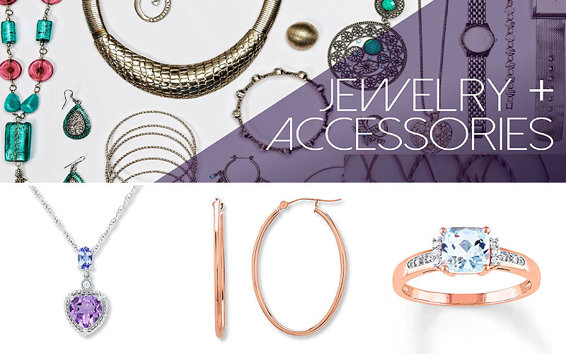 Cyber Monday 2020! 25% Off on Women's Jewelry Online