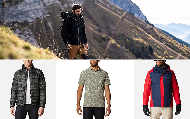 Cyber Monday Sale: Up to 60% Off on Men's Outdoor Apparel & Shoes