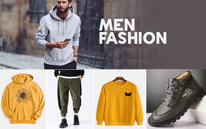 Green Monday Sale: Up to 65% Off on Men's Clothing & Shoes
