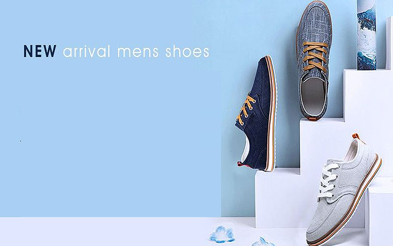 Up to 55% Off on Men's Walking Shoes on Sale