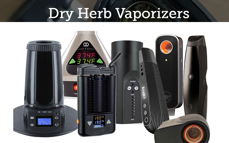 Up to 45% Off on Portable Dry Herb Vaporizers Under $200
