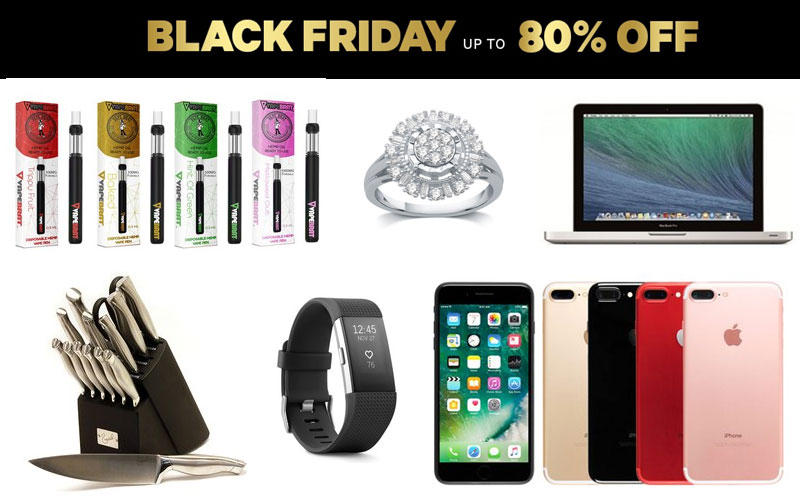Up to 80% Off on Groupon Black Friday Deals & Sales