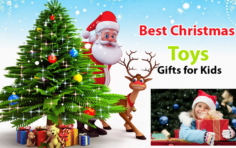 Up to 50% Off on Toys and Christmas Gifts for Kids Under $10