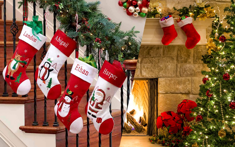 Up to 45% Off on Christmas Stockings