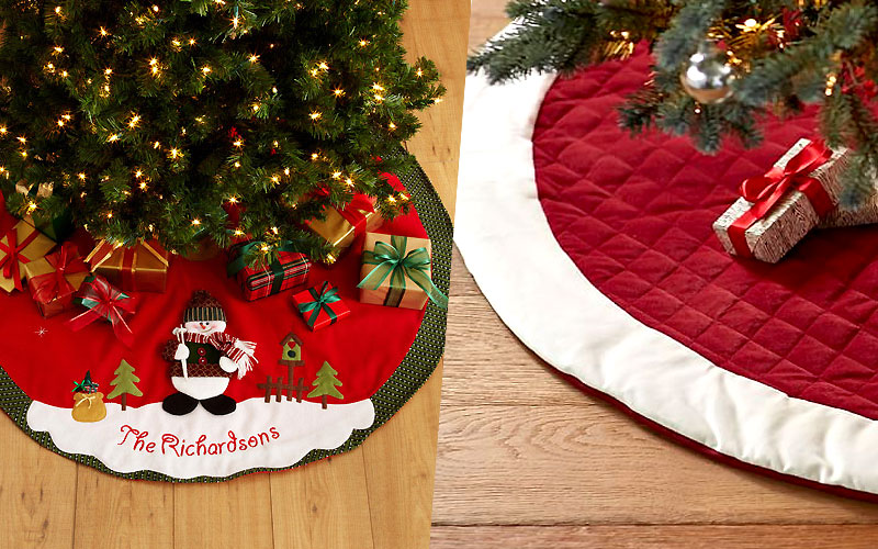 Up to 60% Off on Cheap Christmas Tree Skirts