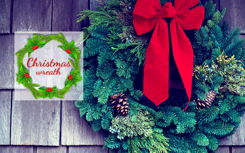 Up to 30% Off on Christmas Wreaths Online