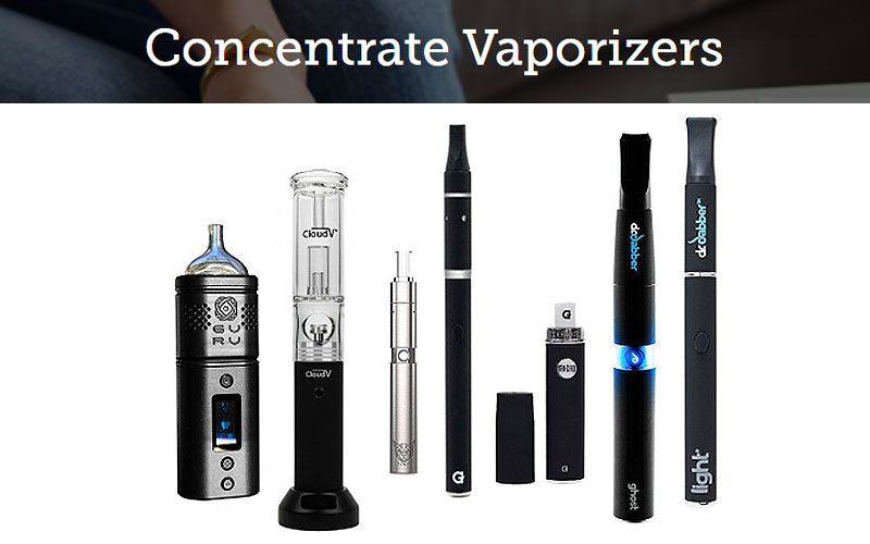 Up to 50% Off on Oil, Wax and Concentrate Vaporizers