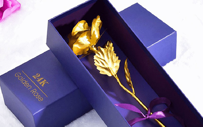 Valentine's Day Sale: Up to 30% Off on 24K Gold Dipped Real Roses