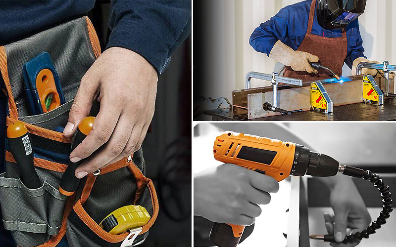 Up to 70% Off on Hand & Power Tools