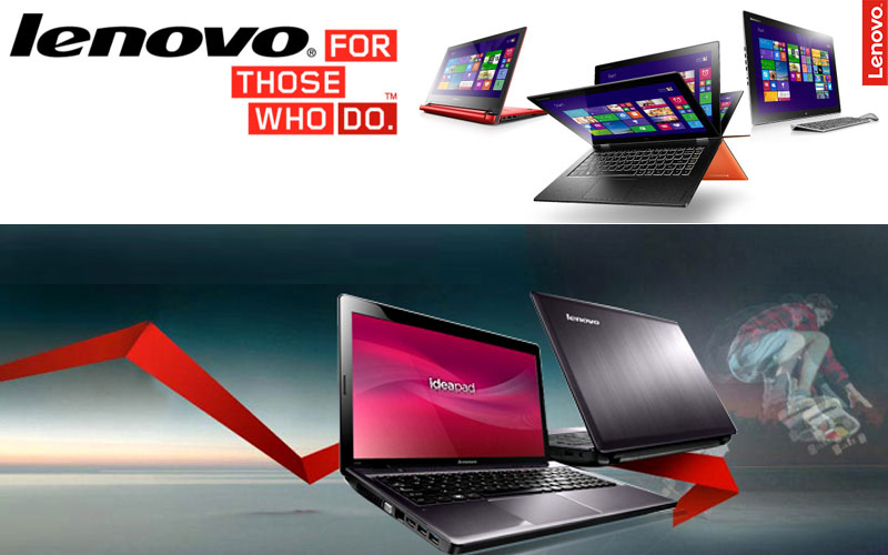 Up to 30% Off on Lenovo Laptops