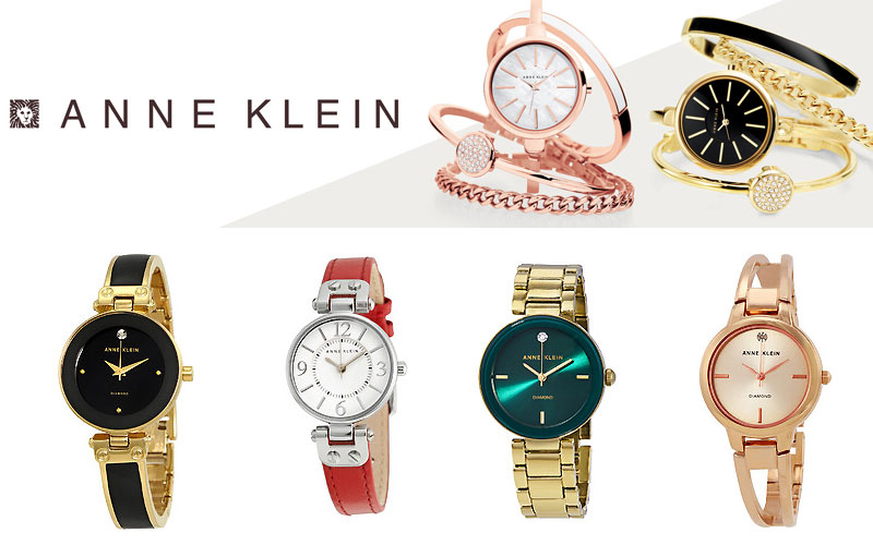 Up to 55% Off on Anne Klein Watches