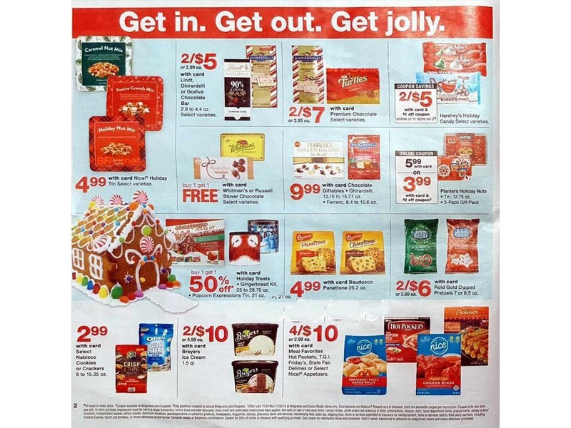 Walgreens Black Friday Ad 2019