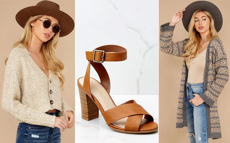 Up to 55% Off on Women's Clothing & Shoes