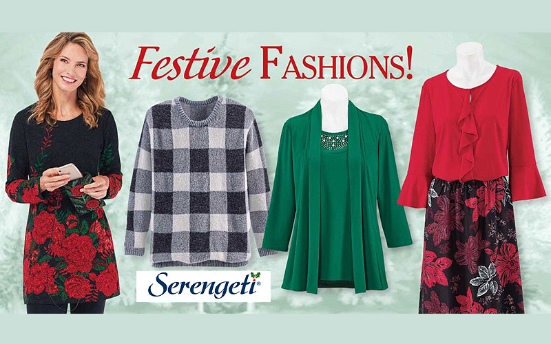 Serengeti Fashions Sale: Up to 70% Off on Clothing & Accessories