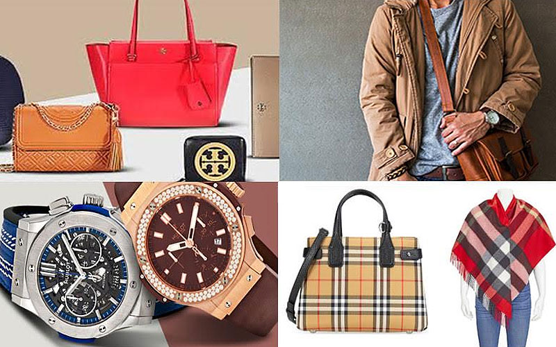Up to 65% Off on Apparel, Bags, Watches & More