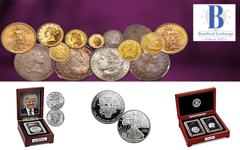 Shop Online Collectible Coins Starting from $14.94 Only