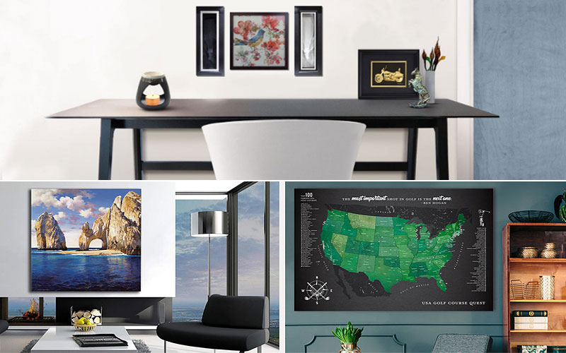 Up to 65% Off on Touch of Modern Home Art & Decor Products