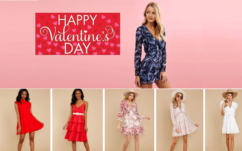Trendy Valentine's Day Dresses 2020 on Sale