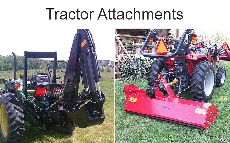 3 Point Tractor Attachments for Sale | Up to 30% Off