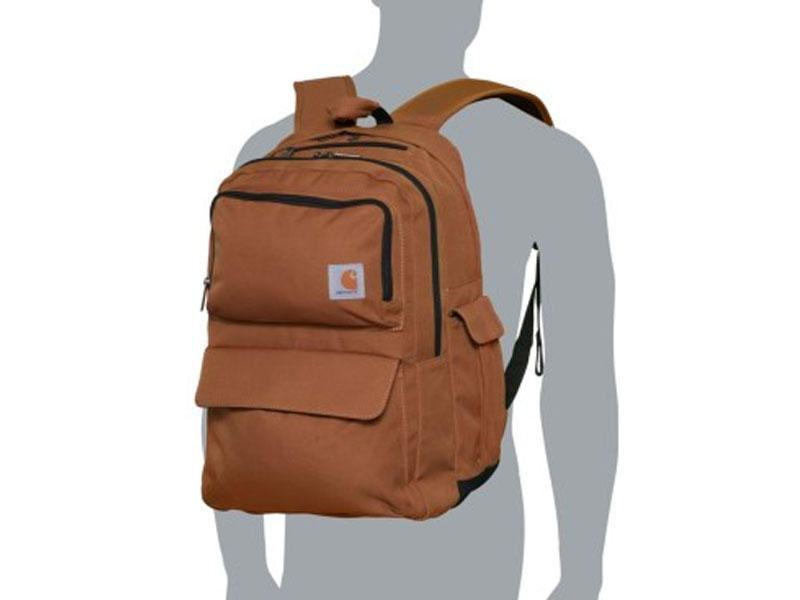 Carhartt 8918033702 Signature Deluxe Work Backpack