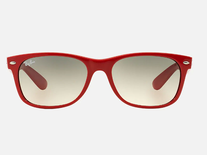 Ray-Ban Sunglasses Plash Red For Men And Women
