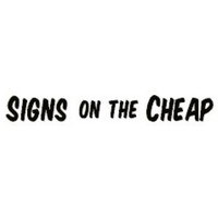 Signs on the Cheap Coupos, Deals & Promo Codes